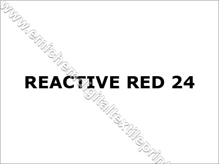 Reactive Red 24 Dyes