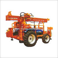 Tractor Mounted Drill Rig