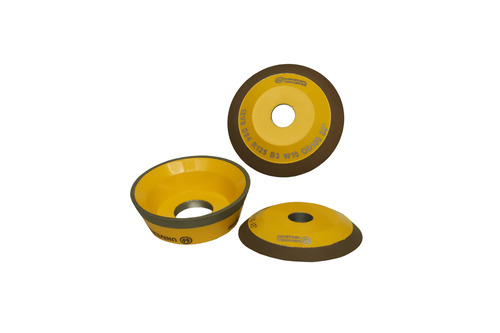 4A2 Plain Dish Resin Bond Wheel