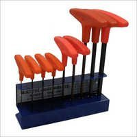T Handle Hex Key Set