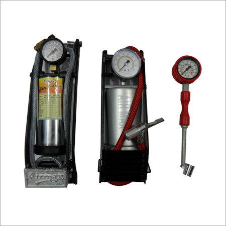 Pump and Meter