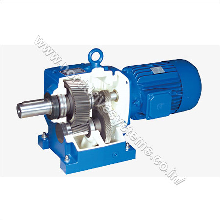 Unicase Helical Foot Geared Motors