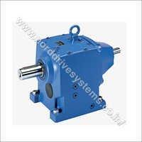 Unicase Helical Foot Gearmotors