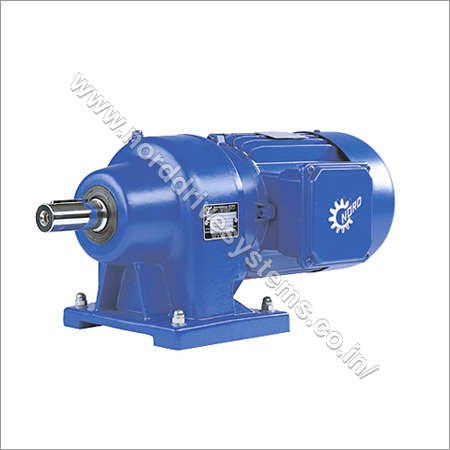 Standard Helical Geared Motors