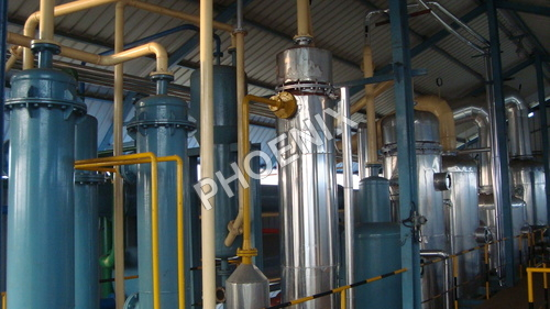 Solvent Extraction Machinery