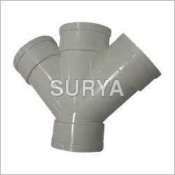 Industrial Pvc Pipes Fitting