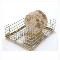 Perforated Thali Basket