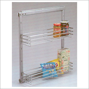 Side Mounting Pull Out Basket