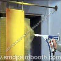 Electrostatic Powder Spray System