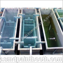 Pre-Treatment Tanks
