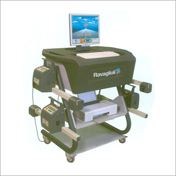 Total Drive Wheels Aligner Machine