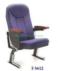 Aluminium casting Auditorium  chair