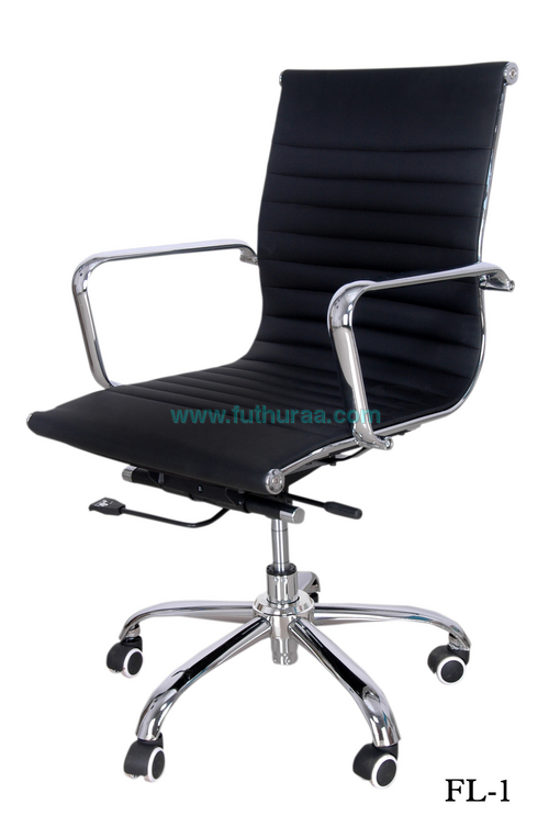 Low back Revolving chairs