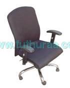 cushion revolving chair