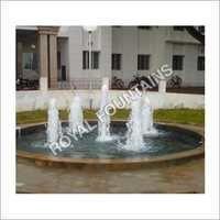 Royal Foam Fountain