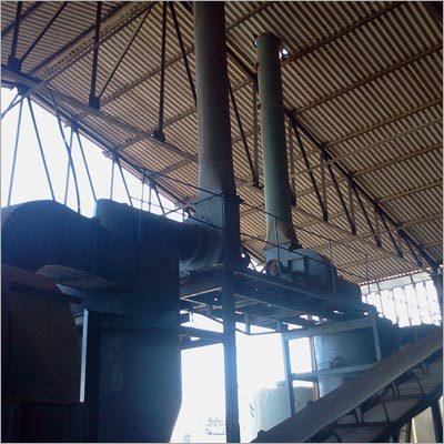 Industrial Dyer Chimney