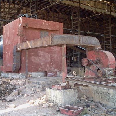 Coal Fired Furnace