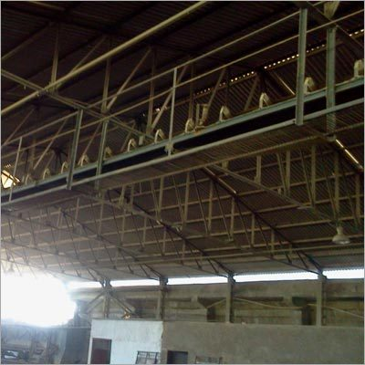 Overhead Belt Conveyor