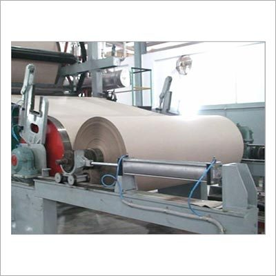 Paper Finishing Section