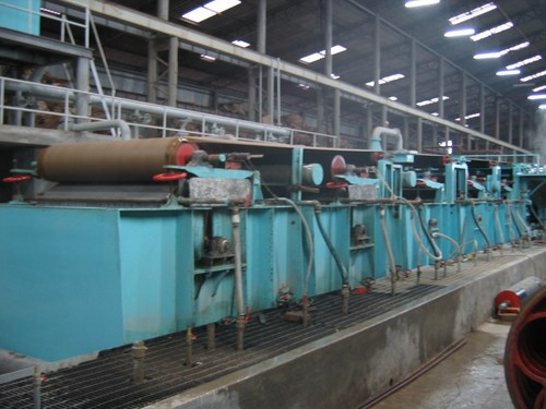Paper Machine Section