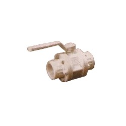 P.P Ball Valve Screwed End