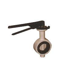 P.P Butterfly Valve