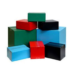 Color Corrugated Box