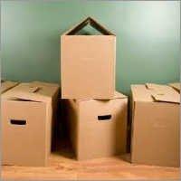 Plain Cardboard Boxes