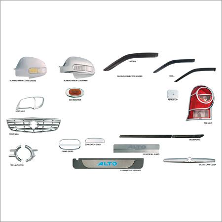 8fdc3bf63 K 10 Alto Car Accessories Manufacturer
