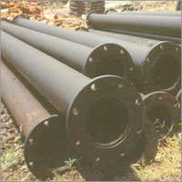 Flanged Pipe