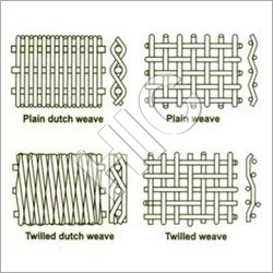 Dutch Twilled Weave