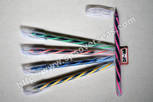 DF168 Spiral Ball Pen