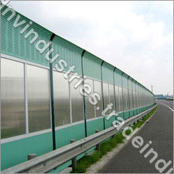 Acoustic Partitions Noise Barrier