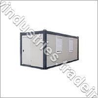 Modular Sound Proof Control Room