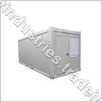 Modular Sound Proof Control Rooms