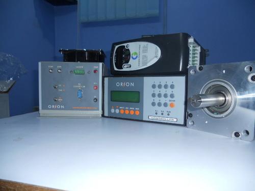 AC Drive & Stepper Drive System