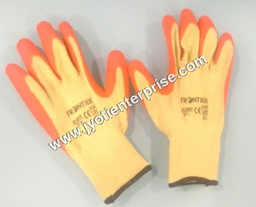 Latex Grip Cut Resistance Gloves
