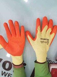 Latex Grip Cut Resistance Gloves
