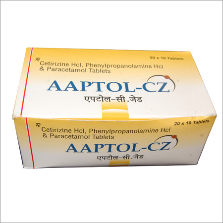 Aaptol - CZ Tablet