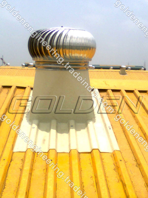 Warehouse Roof Turbine Ventilator