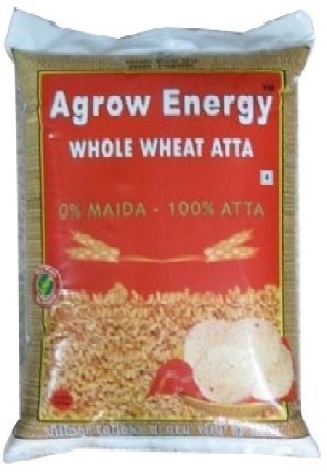 Wheat Atta Packaging Bags