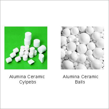 Alumina Ceramic Grinding Media Ball & Cylpebs