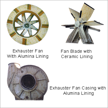Exhauster Fan Casing