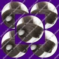 Silky Straight Weft Hair