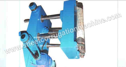 Automatic Cut to Length Machine