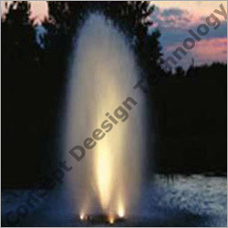 Floating Fountains System