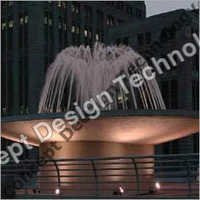 Glimmer Outdoor Fountains
