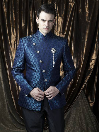 Indo Western Embroidered Suits