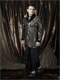 Mens Designer Indo Western Suits
