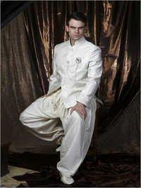 Embroidery Sherwani Suit